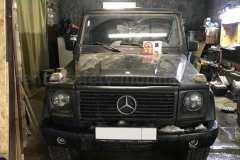 Mercedes-Benz-Gelandewagen