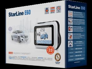 Коробка StarLine E60