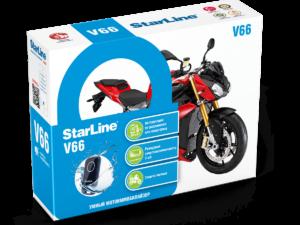 Коробка V66