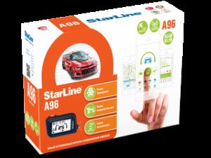 Коробка StarLine A96