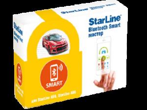 Коробка Bluetooth-модуля от StarLine