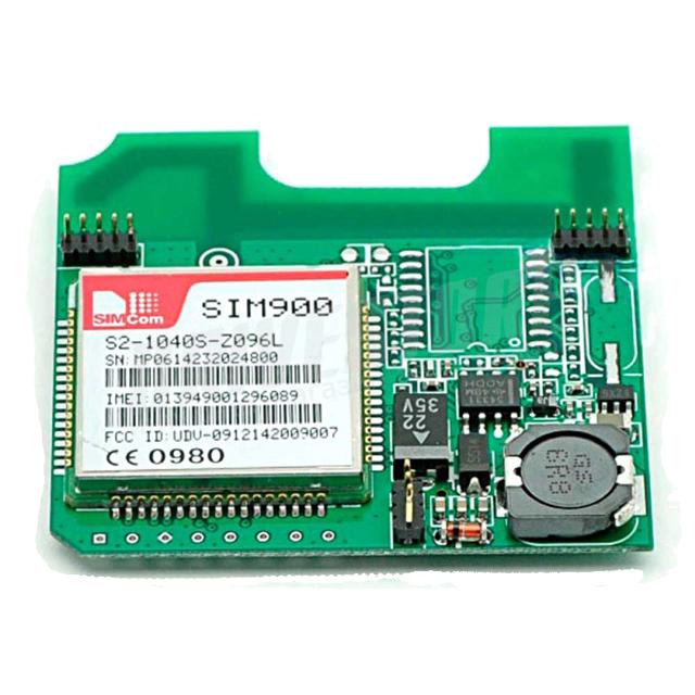 Дополнительный GSM-модуль