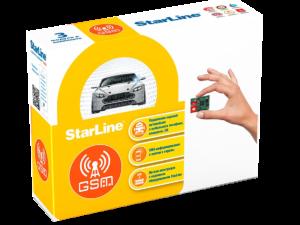 Коробка StarLine GSM-мастер