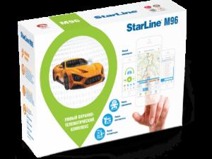 Коробка StarLine M96