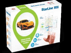 Автосигнализация StarLine M96 в Мурманске