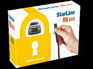 Купить микрореле StarLine R6eco в Мурманске