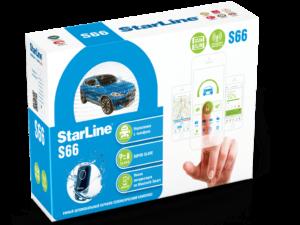 Купить StarLine S66 BT GSM в Мурманске