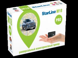 Коробка StarLine M18 Pro