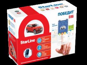 Коробка StarLine S96 ПОБЕДИТ