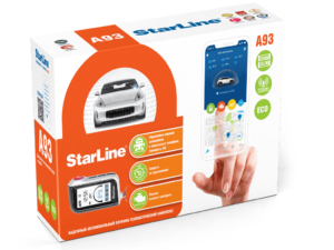 Коробка StarLine A93 2CAN+2LIN GSM ECO