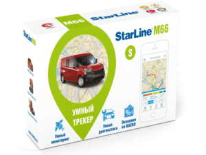 StarLine M66S коробка
