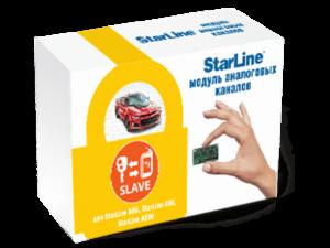 Коробка StarLine Модуль аналоговых каналов
