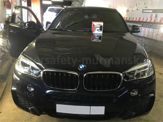 Автозапуск BMW